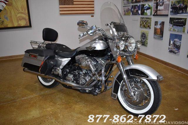 2003 Harley-Davidson ROAD KING FLHR ROAD KING FLHR McHenry, Illinois 1