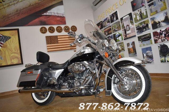 2003 Harley-Davidson ROAD KING FLHR ROAD KING FLHR McHenry, Illinois 2