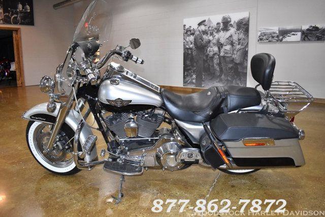 2003 Harley-Davidson ROAD KING FLHR ROAD KING FLHR McHenry, Illinois 6