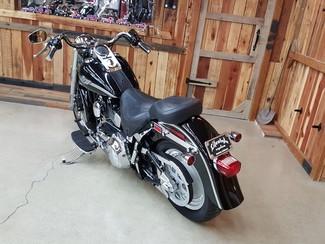 2003 Harley Davidson Fat Boy FLSTF Anaheim, California 4