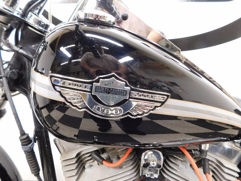 2003 Harley-Davidson Softail Anniversary FXSTI in Eden Prairie, Minnesota