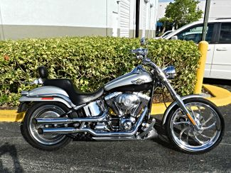 2003 Harley-Davidson Softail Deuce 100th Anniversary FXSTD  in Hollywood, Florida