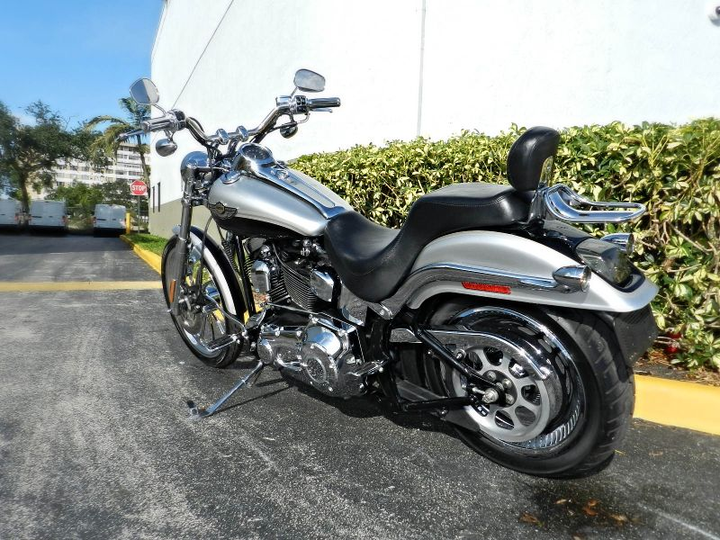 2003 Harley-Davidson Softail Deuce 100th Anniversary FXSTD  EXCELLENT CONDITION  city Florida  MC Cycles  in Hollywood, Florida