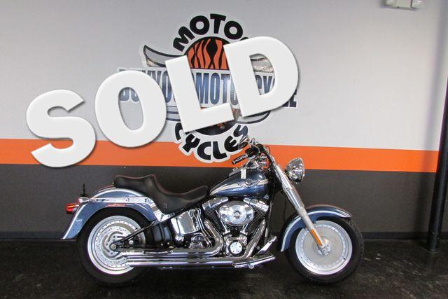 2003 Harley - Davidson SOFTAIL FAT BOY (Anniv) Arlington, Texas 0