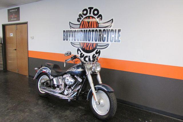 2003 Harley - Davidson SOFTAIL FAT BOY (Anniv) Arlington, Texas 2