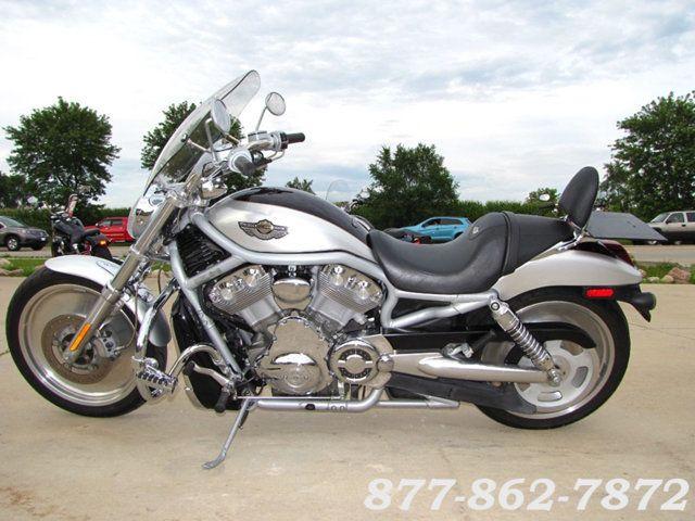 2003 Harley-Davidson V-ROD VRSCA V-ROD VRSCA McHenry, Illinois 1