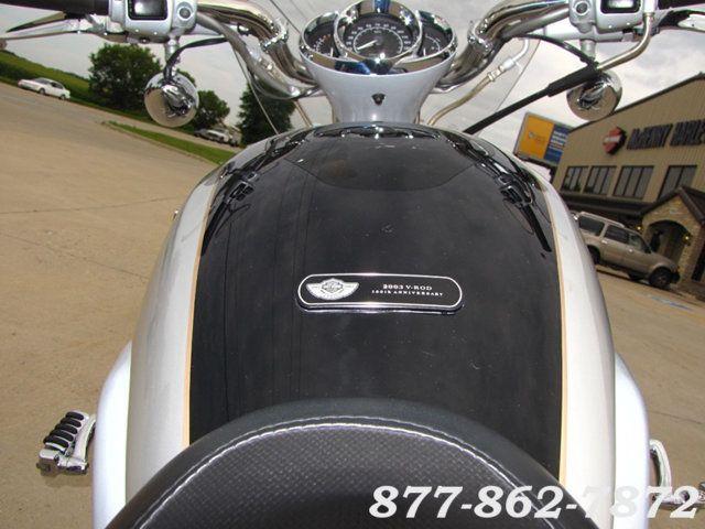2003 Harley-Davidson V-ROD VRSCA V-ROD VRSCA McHenry, Illinois 16