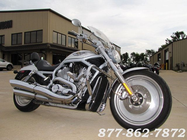 2003 Harley-Davidson V-ROD VRSCA V-ROD VRSCA McHenry, Illinois 36