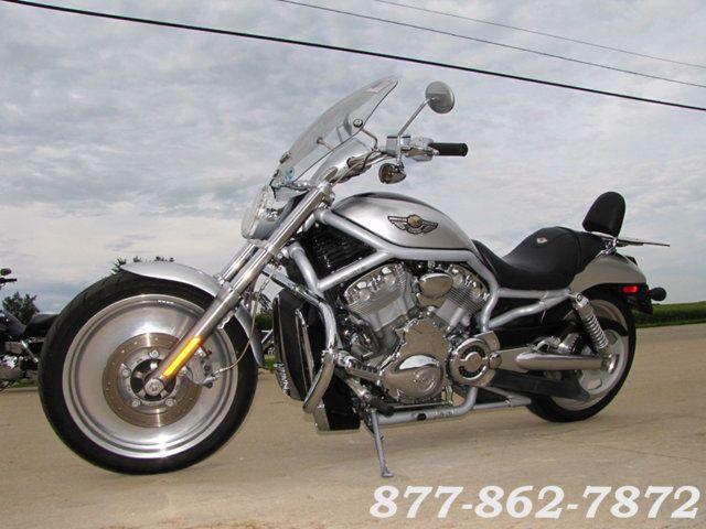 2003 Harley-Davidson V-ROD VRSCA V-ROD VRSCA McHenry, Illinois 4
