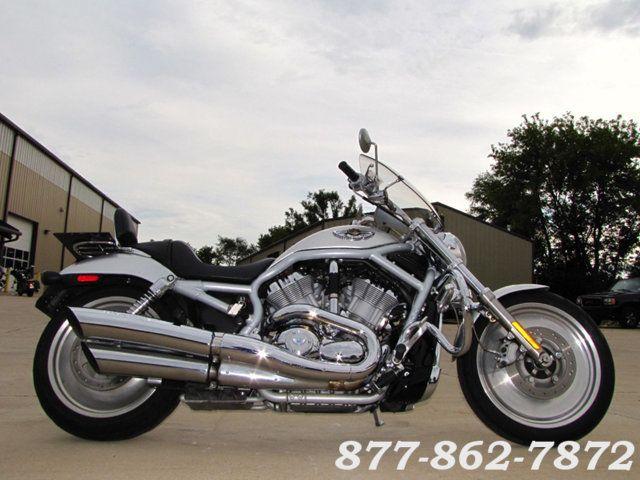 2003 Harley-Davidson V-ROD VRSCA V-ROD VRSCA McHenry, Illinois 43
