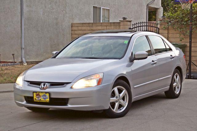 2003 Honda ACCORD EX FULLY LOADED 58K ORIGINAL MLS LEATHER SUNROOF ALLOY WHLS 1-OWNER Woodland Hills, CA 29