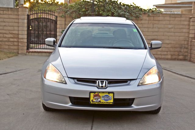 2003 Honda ACCORD EX FULLY LOADED 58K ORIGINAL MLS LEATHER SUNROOF ALLOY WHLS 1-OWNER Woodland Hills, CA 9