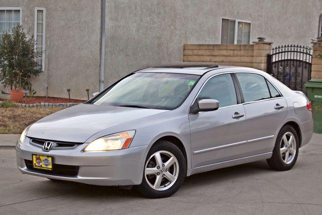 2003 Honda ACCORD EX FULLY LOADED 58K ORIGINAL MLS LEATHER SUNROOF ALLOY WHLS 1-OWNER Woodland Hills, CA 2