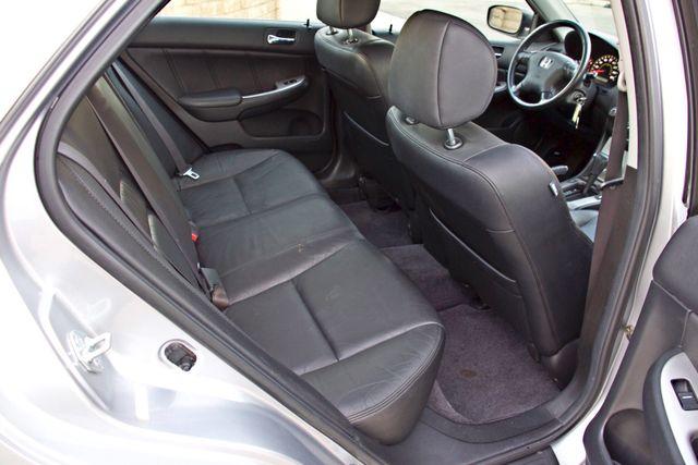 2003 Honda ACCORD EX FULLY LOADED 58K ORIGINAL MLS LEATHER SUNROOF ALLOY WHLS 1-OWNER Woodland Hills, CA 25