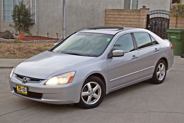 2003 Honda ACCORD EX FULLY LOADED 58K ORIGINAL MLS LEATHER SUNROOF ALLOY WHLS 1-OWNER Woodland Hills, CA 1