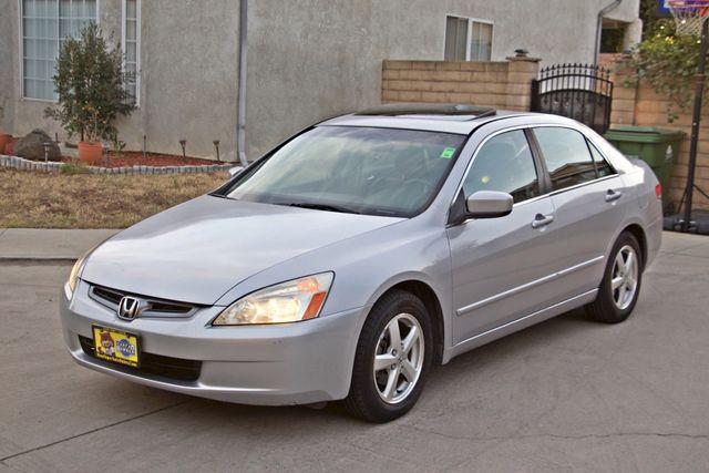 2003 Honda ACCORD EX FULLY LOADED 58K ORIGINAL MLS LEATHER SUNROOF ALLOY WHLS 1-OWNER Woodland Hills, CA 10