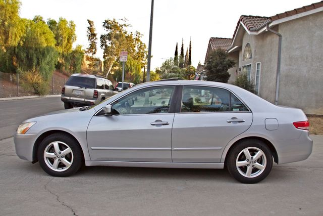 2003 Honda ACCORD EX FULLY LOADED 58K ORIGINAL MLS LEATHER SUNROOF ALLOY WHLS 1-OWNER Woodland Hills, CA 3