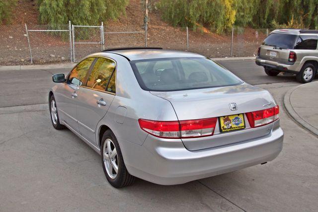 2003 Honda ACCORD EX FULLY LOADED 58K ORIGINAL MLS LEATHER SUNROOF ALLOY WHLS 1-OWNER Woodland Hills, CA 4