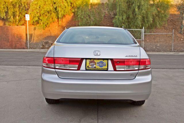2003 Honda ACCORD EX FULLY LOADED 58K ORIGINAL MLS LEATHER SUNROOF ALLOY WHLS 1-OWNER Woodland Hills, CA 5