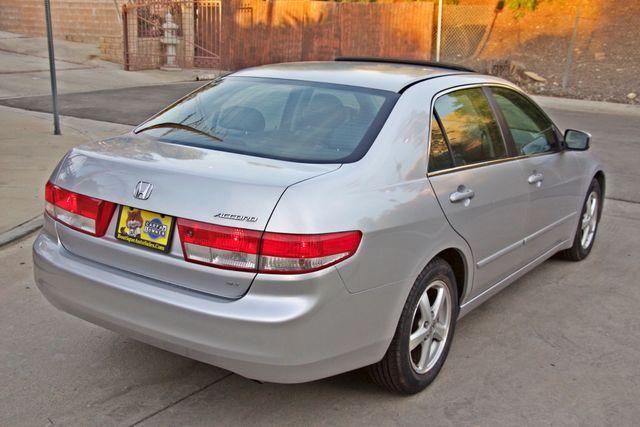 2003 Honda ACCORD EX FULLY LOADED 58K ORIGINAL MLS LEATHER SUNROOF ALLOY WHLS 1-OWNER Woodland Hills, CA 6