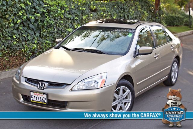 2003 Honda ACCORD EX SEDAN ONLY 68K MLS SERVICE RECORDS ALLOY WHLS XLNT CONDITION Woodland Hills, CA 0