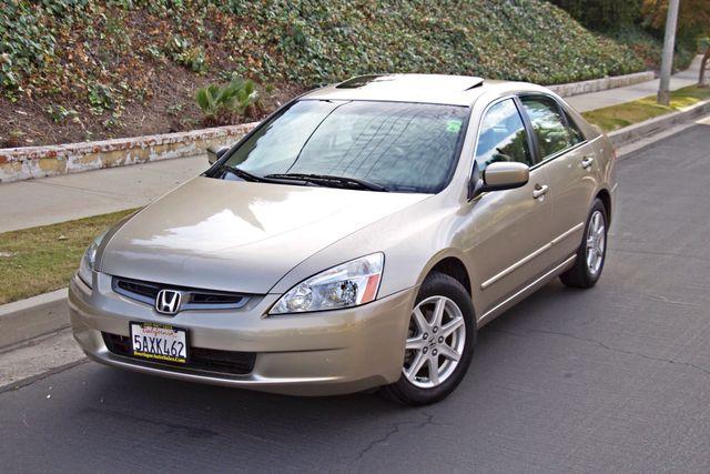 2003 Honda ACCORD EX SEDAN ONLY 68K MLS SERVICE RECORDS ALLOY WHLS XLNT CONDITION Woodland Hills, CA 1