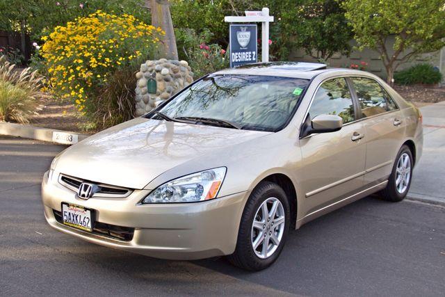 2003 Honda ACCORD EX SEDAN ONLY 68K MLS SERVICE RECORDS ALLOY WHLS XLNT CONDITION Woodland Hills, CA 2