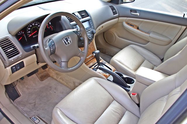 2003 Honda ACCORD EX SEDAN ONLY 68K MLS SERVICE RECORDS ALLOY WHLS XLNT CONDITION Woodland Hills, CA 13