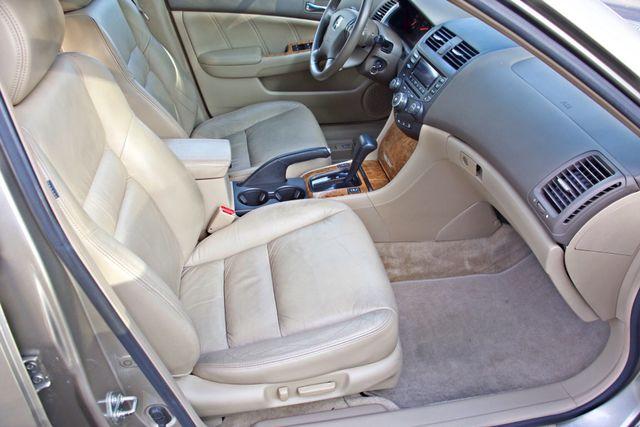 2003 Honda ACCORD EX SEDAN ONLY 68K MLS SERVICE RECORDS ALLOY WHLS XLNT CONDITION Woodland Hills, CA 25