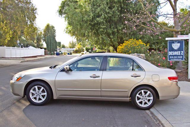 2003 Honda ACCORD EX SEDAN ONLY 68K MLS SERVICE RECORDS ALLOY WHLS XLNT CONDITION Woodland Hills, CA 3