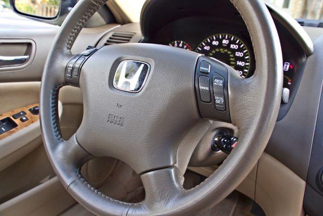 2003 Honda ACCORD EX SEDAN ONLY 68K MLS SERVICE RECORDS ALLOY WHLS XLNT CONDITION Woodland Hills, CA 15