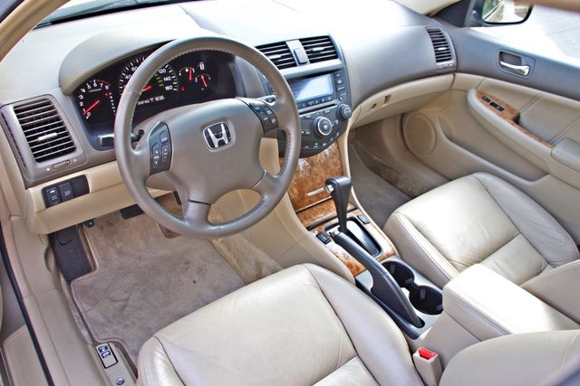 2003 Honda ACCORD EX SEDAN ONLY 68K MLS SERVICE RECORDS ALLOY WHLS XLNT CONDITION Woodland Hills, CA 12