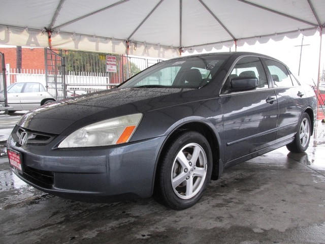 2003 Honda Accord EX Please call or e-mail to check availability All of our vehicles are availab