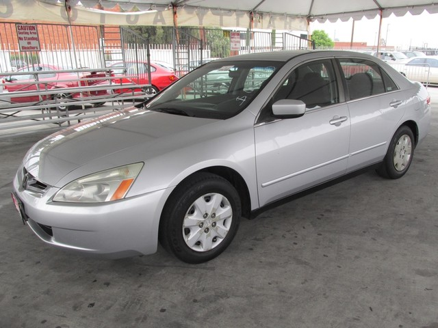 2003 Honda Accord LX Please call or e-mail to check availability All of our vehicles are availa