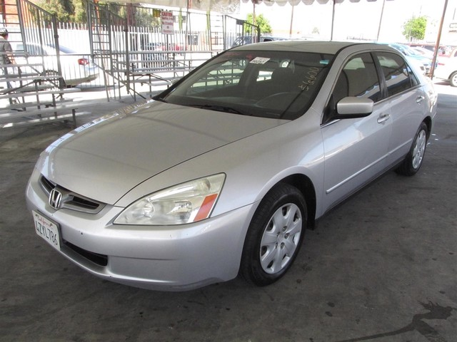 2003 Honda Accord LX This particular Vehicles true mileage is unknown TMU Please call or e-mai