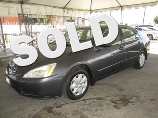 2003 Honda Accord LX Gardena, California 0