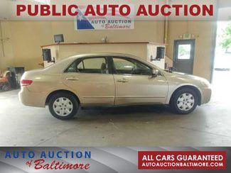 2003 Honda Accord LX   JOPPA, MD   Auto Auction of Baltimore  in Joppa MD