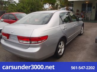 2003 Honda Accord EX Lake Worth , Florida 2