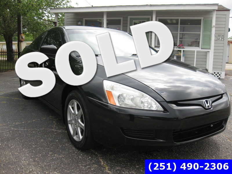 2003 Honda Accord EX in LOXLEY AL