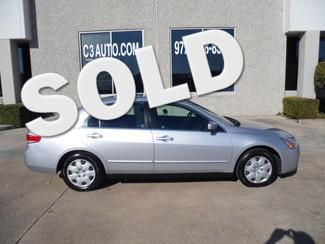 2003 Honda Accord LX Plano, Texas