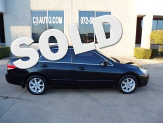 2003 Honda Accord EX Plano, Texas