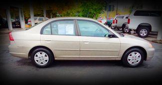 2003 Honda Civic LX Sedan Chico, CA 1