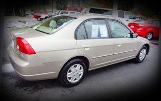 2003 Honda Civic LX Sedan Chico, CA 2
