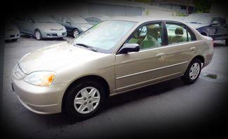 2003 Honda Civic LX Sedan Chico, CA 3