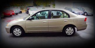2003 Honda Civic LX Sedan Chico, CA 4