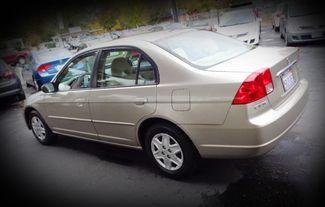 2003 Honda Civic LX Sedan Chico, CA 5