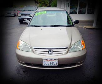 2003 Honda Civic LX Sedan Chico, CA 6