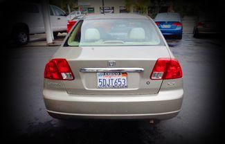 2003 Honda Civic LX Sedan Chico, CA 7
