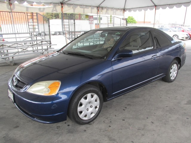 2003 Honda Civic EX Please call or e-mail to check availability All of our vehicles are availabl