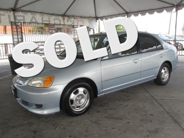 2003 Honda Civic Hybrid Please call or e-mail to check availability All of our vehicles are ava